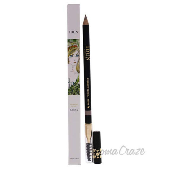 Eyebrow Pencil - 204 Bjork by Idun Minerals for Women - 0.04