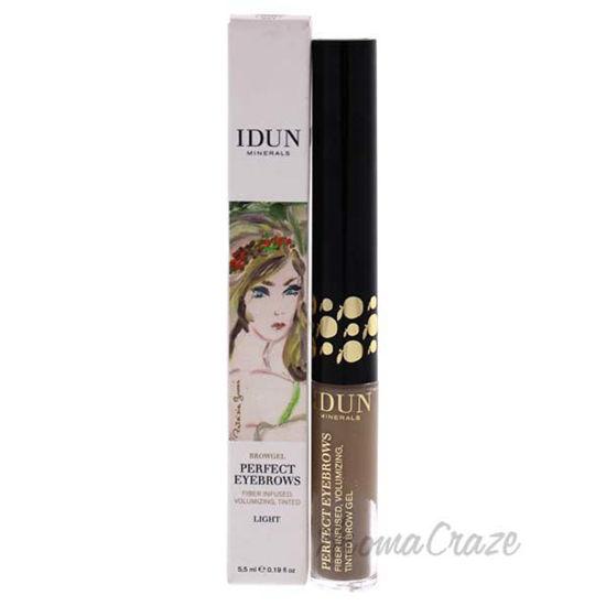 Perfect Eyebrows Gel - 301 Light by Idun Minerals for Women
