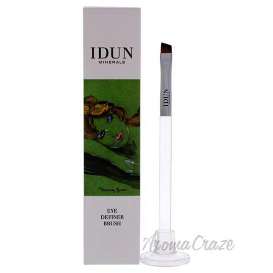 Eye Definer Brush - 009 by Idun Minerals for Women - 1 Pc Br