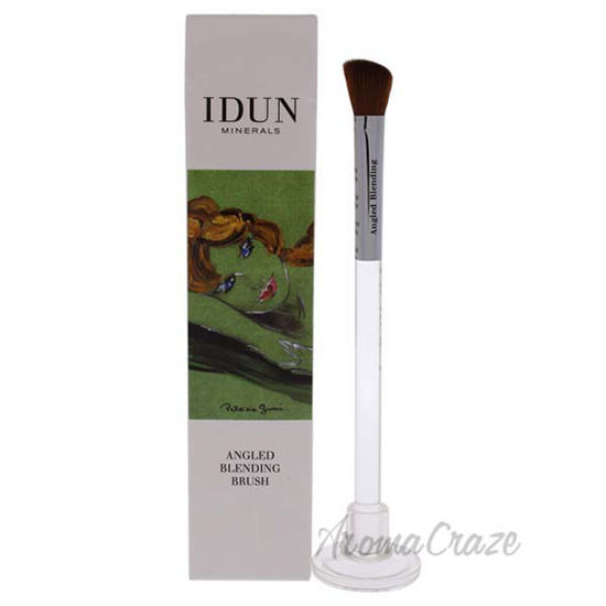 Angled Blending Brush - 010 by Idun Minerals for Women - 1 P