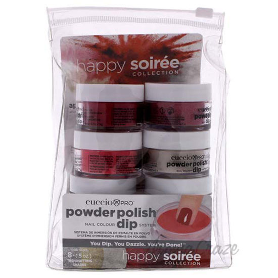Pro Powder Polish Dip System Happy Solairee Collection by Cu