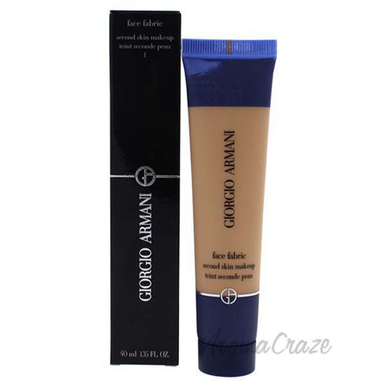 Face Fabric Second Skin Makeup - 1 by Giorgio Armani for Wom