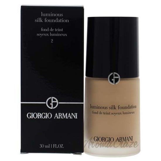 Luminous Silk Foundation - 2 by Giorgio Armani for Women - 1