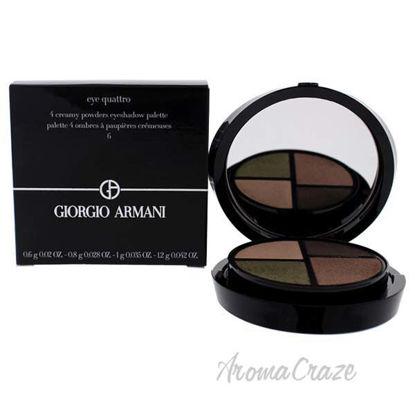 Eye Quatro Eyeshadow Palette - 06 Incognito by Giorgio Arman