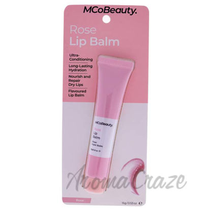 Picture of Lip Balm - Rose by MCoBeauty for Women - 0.53 oz