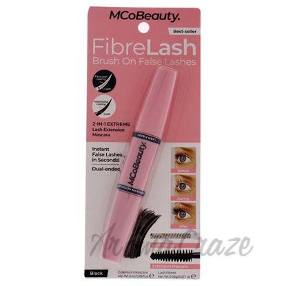Picture of FibreLash Brush On False Lashes - Black by MCoBeauty for Women - 0.017 oz