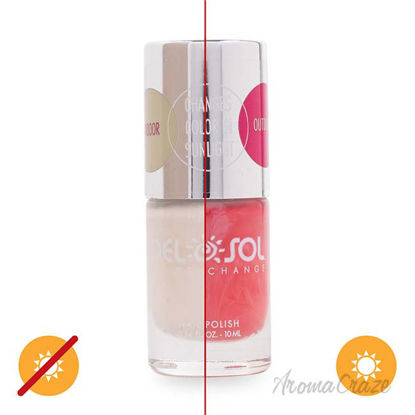 Picture of Color-Changing Nail Polish - I Lily Like You by DelSol for Women - 0.34 oz