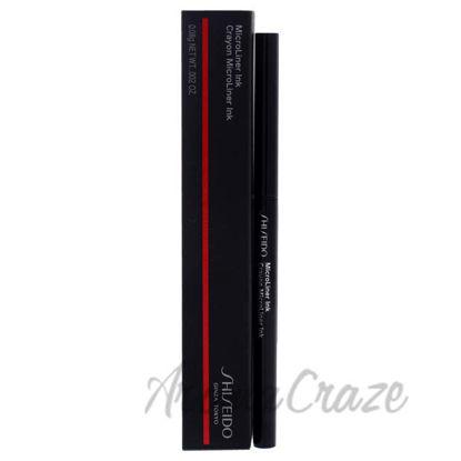 Picture of MicroLiner Ink Eyeliner - 01 Black by Shiseido for Women - 0.002 oz