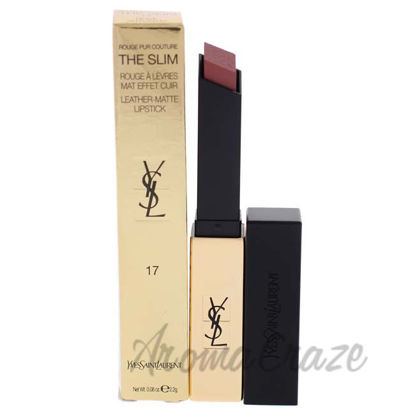 Picture of Rouge Pur Couture The Slim Matte Lipstick - 17 Nude Antonym by Yves Saint Laurent for Women