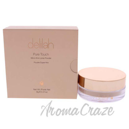 Picture of Pure Touch Micro-fine Loose Powder - Translucent by Delilah for Women - 0.31 oz