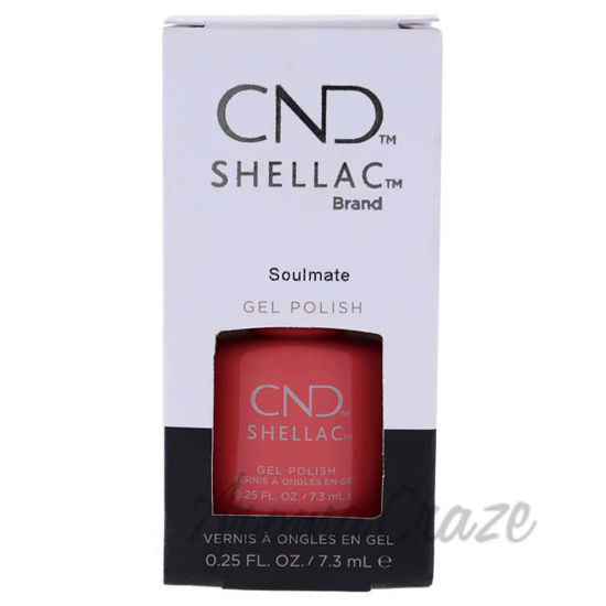 Picture of Shellac Nail Color - Soulmate by CND for Women - 0.25 oz
