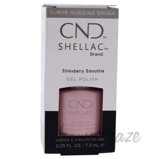Picture of Shellac Nail Color - Strawberry Smoothie by CND for Women - 0.25 oz