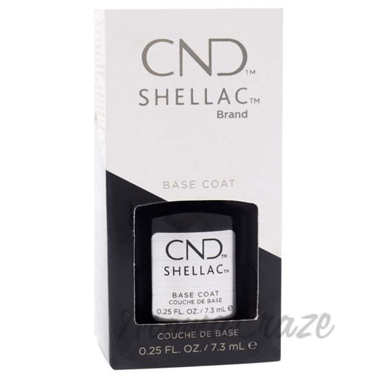 Picture of Shellac UV Base Coat by CND for Women - 0.25 oz
