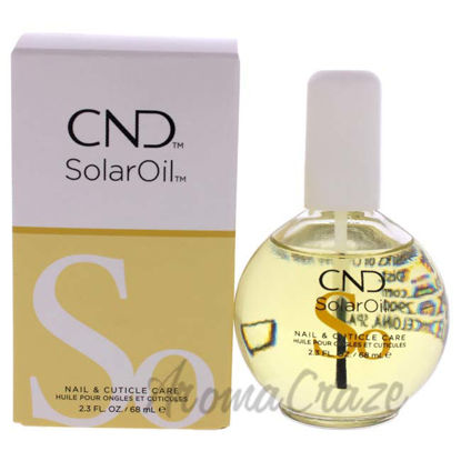 Picture of Solaroil Essentials Nail and Cuticle Care by CND for Women - 2.3 oz Nail Oil