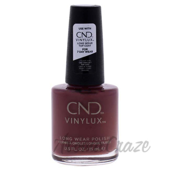 Picture of Vinylux Nail Polish - 129 Married to Mauve by CND for Women - 0.5 oz