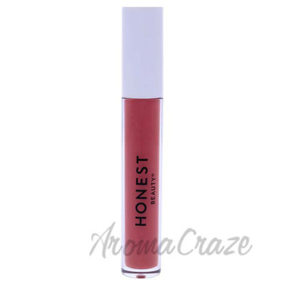 Picture of Liquid Lipstick - Happiness by Honest for Women - 0.12 oz