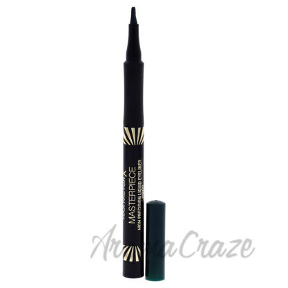 Picture of High Precision Liquid Eyeliner - 25 Forest by Max Factor for Women - 0.03 oz