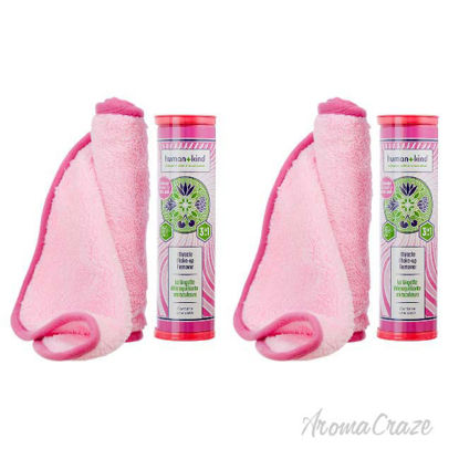 Picture of Miracle Make-Up Remover - Super Soft Cloth   by Human+kind for Unisex - 1 Pc Cloths
