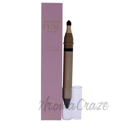 Picture of Velvet Eye Luxe Pencil Midnight - Rich Black by Artisan Luxe for Women - 0.05 oz