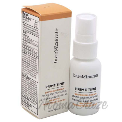 Picture of Prime Time BB Primer-Cream SPF 30 - Light by bareMinerals for Women - 1 oz
