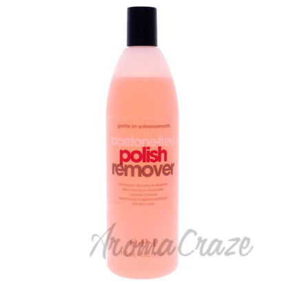 Picture of Acetone-Free Polish Remover by OPI for Women - 15.2 oz