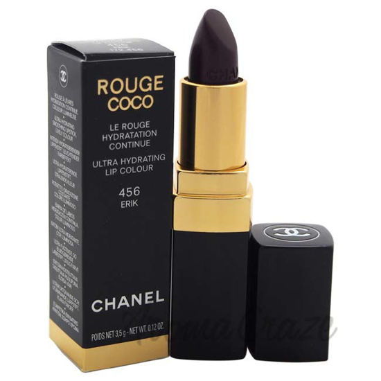 Picture of Rouge Coco Shine Hydrating Sheer Lipshine - # 456 Erik by Chanel for Women - 0.11 oz (Limited Edition)