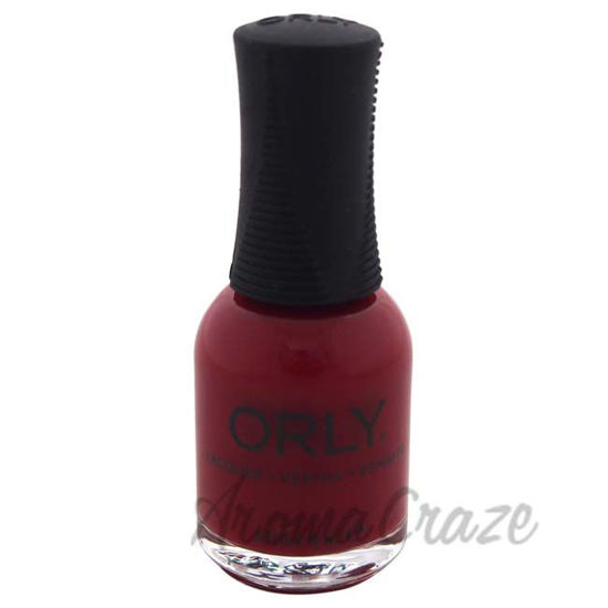 Picture of Nail Lacquer - 20076 Red Flare by Orly for Women - 0.6 oz