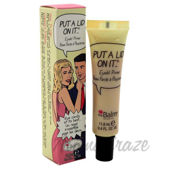 Picture of Put A Lid On It Eyelid Primer by the Balm for Women - 0.4 oz
