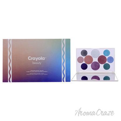 Picture of Eyeshadow Palette - Mermaid by Crayola for Women - 0.63 oz Eyeshadow