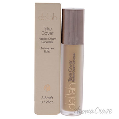 Picture of Take Cover Radiant Cream Concealer - Marble by Delilah for Women - 0.12 oz Concealer