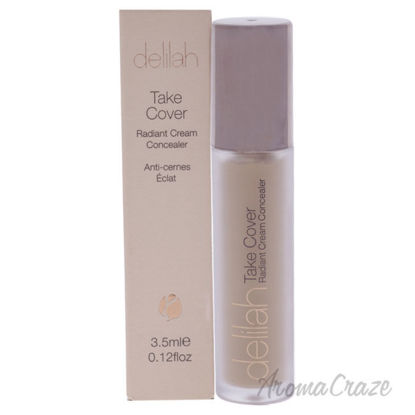 Picture of Take Cover Radiant Cream Concealer - Stone by Delilah for Women - 0.12 oz Concealer