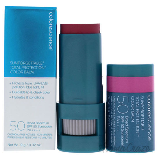 Picture of Sunforgettable Total Protection Color Balm SPF 50 - Berry by Colorescience for Women - 0.32 oz Lip Balm