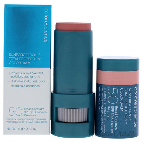 Picture of Sunforgettable Total Protection Color Balm SPF 50 - Blush by Colorescience for Women - 0.32 oz Lip Balm