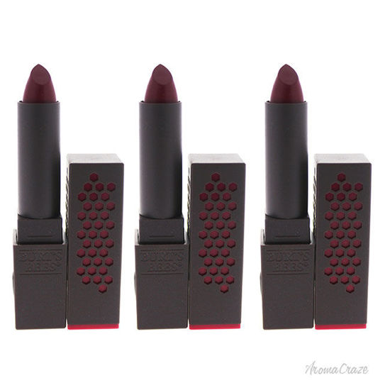 Picture of Burts Bees Lipstick - 514 Brimming Berry by Burts Bees for Women - 0.12 oz Lipstick - Pack of 3