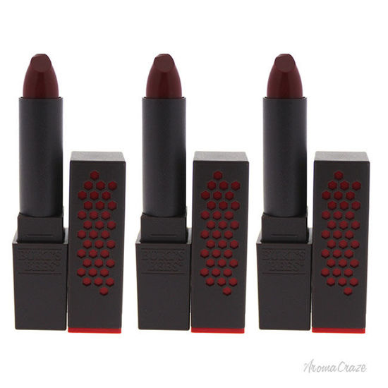 Picture of Burts Bees Lipstick - 520 Scarlet Soaked by Burts Bees for Women - 0.12 oz Lipstick - Pack of 3