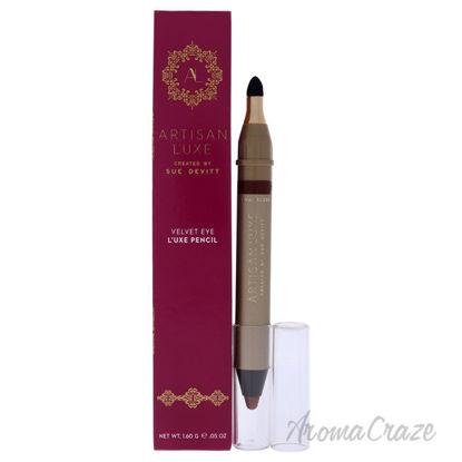Picture of Velvet Eye Luxe Pencil Shameless - Golden Bronze by Artisan Luxe for Women - 0.05 oz Eyeliner