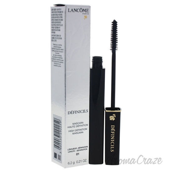Picture of Definicils High Definition Mascara - # 01 Black by Lancome for Women - 0.21 oz Mascara