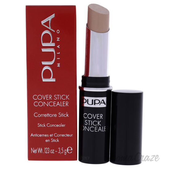 Picture of Cover Stick Concealer - # 002 Beige by Pupa Milano for Women - 0.095 oz Concealer