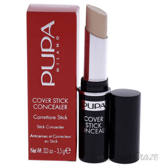 Picture of Cover Stick Concealer - # 001 Light Beige by Pupa Milano for Women - 0.095 oz Concealer