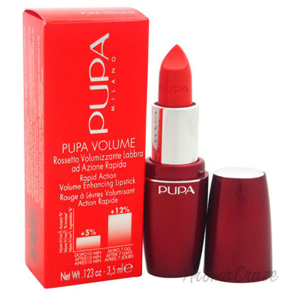 Picture of Pupa Volume - # 403 Euphoria Red by Pupa Milano for Women - 0.123 oz Lipstick