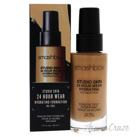 Picture of Studio Skin 24 Hour Wear Hydrating Foundation - 2.3 Light-Medium With Warm Undertone by Smashbox for Women - 1.0 oz Foundation