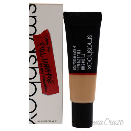 Picture of Studio Skin 24 Hour Full Coverage Foundation - 1.2 Fair-Light With Warm Undertone by Smashbox for Women - 1.0 oz Foundation