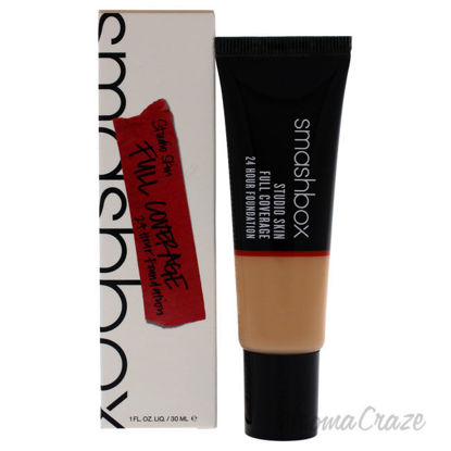 Picture of Studio Skin 24 Hour Full Coverage Foundation - 2.1 Light With Warm Peachy Undertone by Smashbox for Women - 1.0 oz Foundation