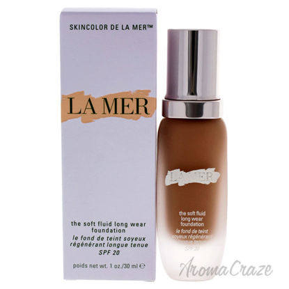 Picture of The Soft Fluid Long Wear Foundation SPF 20 31A Taupe by La Mer for Women 1 oz Foundation