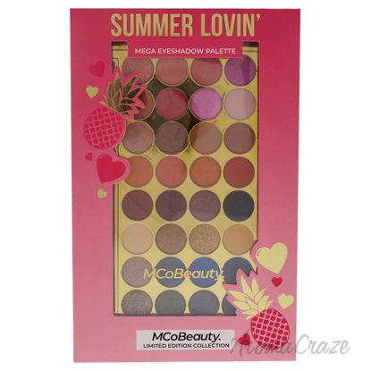 Picture of Summer Lovin Mega Eyeshadow Palette by MCoBeauty for Women 0.64 oz Eye Shadow