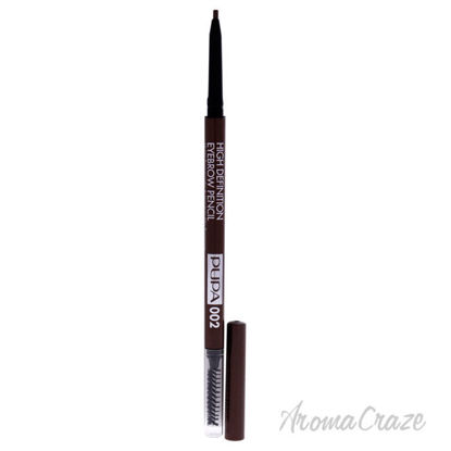 Picture of High Definition Eyebrow Pencil 002 Brown by Pupa Milano for Women 0.003 oz Eyebrow