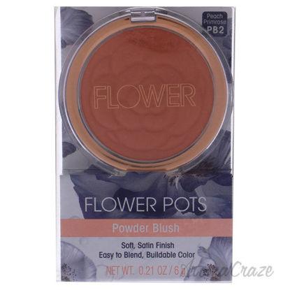 Picture of Flower Pots Powder Blush Peach Primrose by Flower Beauty for Women 0.21 oz Blush