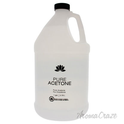 Picture of Pure Acetone by Marianna for Unisex 1 Gallon Nail Polish Remover