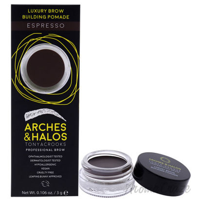 Picture of Luxury Brow Buiding Pomade Espresso by Arches and Halos for Women 0.106 oz Pomade