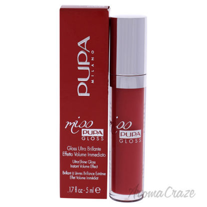 Picture of Miss Pupa Gloss 204 Timeless Coral by Pupa Milano for Women 0.17 oz Lip Gloss
